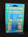 Twofers Glass Grinding Bits 3/4