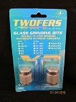 Twofers Glass Grinding Bits 1